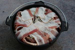 Schichtfleisch Old Johnnys Royal Spice