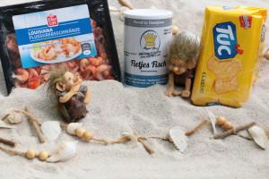 Krebsfleisch Crab Cakes Fietjes Fisch Royal Spice