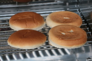Kiddy´s BBQ Burger - Royal Spice