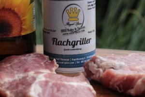 Flachgriller Nackensteaks - Royal Spice