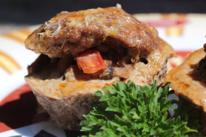 Meat Muffins - Royal Spice