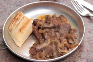 Rinderschichtfleisch - Royal Spice