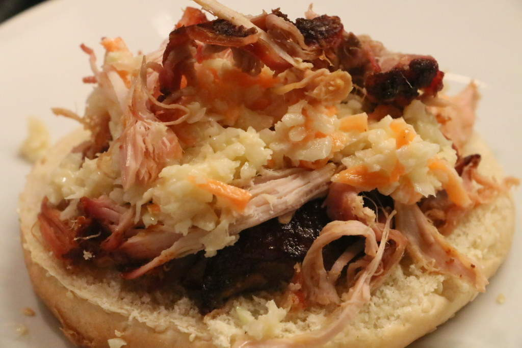 Cole slaw pulled pork royal spice gewürz rezept