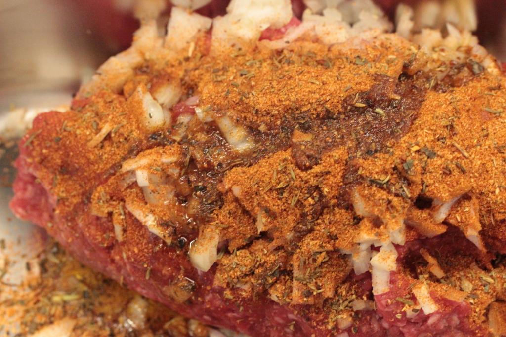bifteki selber machen